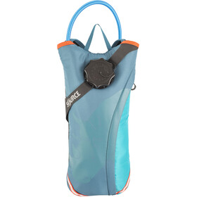 SOURCE Durabag Pro Harnais d'hydratation Moyen, coral blue